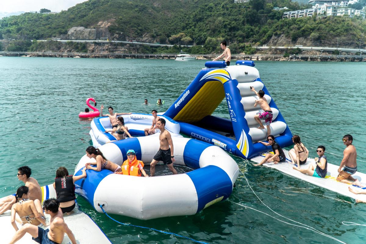 香港游艇趴